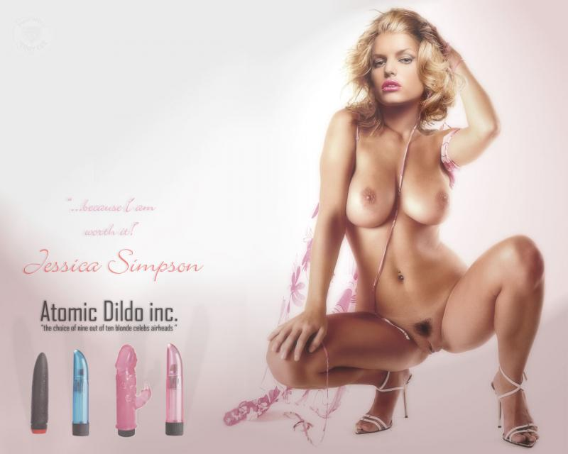 fake nude pictures of jessica simpson № 69490