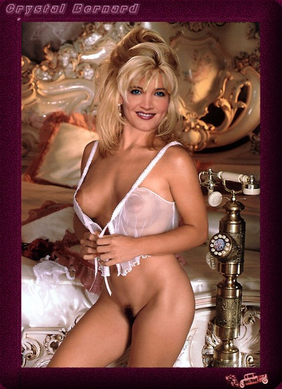 Latest Nude, naked pictures of Crystal Bernard nude