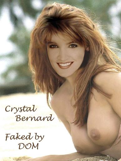 Fakes porn crystal bernard