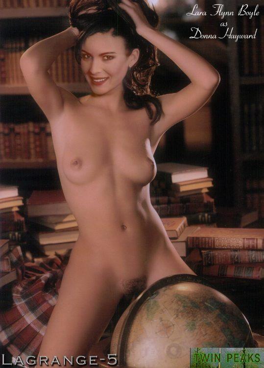 boyle3 Lara Flynn Boyle Nude Fakes