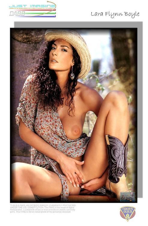 Sex photo nude celebs lara flynn boyle