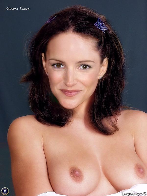 Kristin Davis Naked 7 Photos #TheFappening