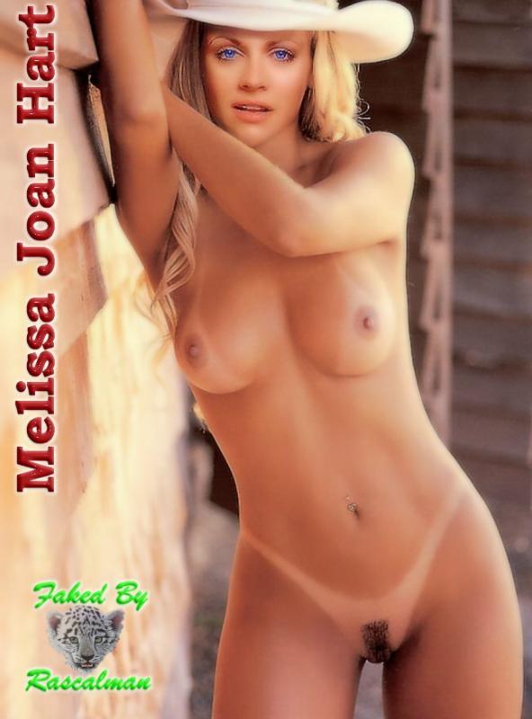 Melissa Joan Hart Nude Fakes