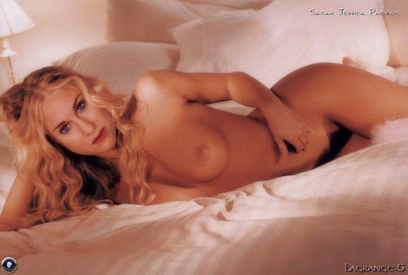 Sarah jessica parker fake porn